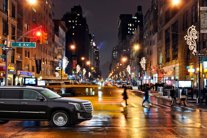 Luxury Limousine NYC