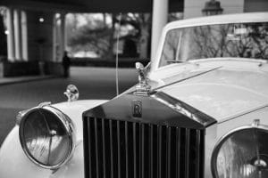 Experience A Ride In A Rolls-Royce